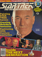 Star Trek The Next Generation Vol. 16 Magazine