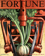 Fortune Vol. XXXVIII No. 4 Magazine