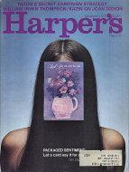 Harper's No. 1459 Magazine