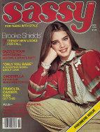 Sassy Vol. 1 No. 1 Magazine
