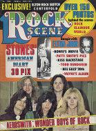 Rock Scene Vol. 3 No. 6 Magazine