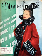 Marie France No. 250 Magazine