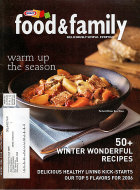 Food & Family Winter Issue Magazine