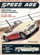 Speed Age Vol. 10 No. 7 Magazine