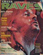 Circus Raves Vol. 1 No. 8 Magazine