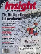 Insight On the News Vol. 15 No. 48 Magazine