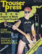 Trouser Press No. 35 Magazine