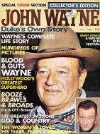 John Wayne: Duke's Own Story Magazine