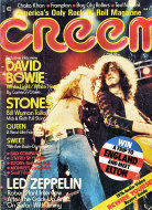 Creem Vol. 7 No. 12 Magazine