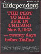 Chicago Independent Vol. 1 No. 7 Magazine