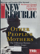 The New Republic Issue 4434 Magazine