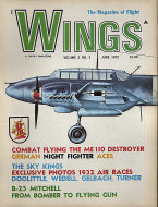 Wings Vol. 2 No. 3 Magazine