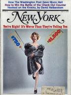 New York Vol. 6 No. 20 Magazine
