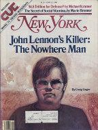 New York Vol. 14 No. 25 Magazine
