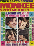 Tiger Beat's Official Monkee Spectacular No. 1 Magazine