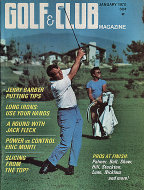 Golf & Club Magazine Vol. 2 No. 1 Magazine