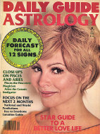 Daily Guide Astrology Vol. 1 No. 1 Magazine