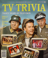 TV Trivia Vol. 1 No. 1 Magazine