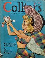 Collier's Vol. 106 No. 8 Magazine