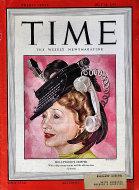 Time Vol. L No. 4 Magazine