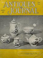 Antiques Journal Vol. 22 No. 6 Magazine