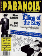 Paranoia Vol. 2 No. 3 Issue 6 Magazine