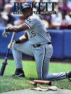 Beckett Baseball Card Monthly Vol. 11 No. 1 Issue 106 Magazine