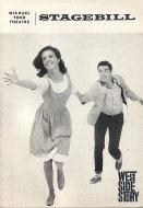 Stagebill: West Side Story Program