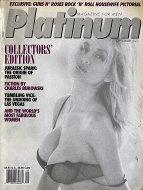 Platinum Vol. 1 No. 1 Magazine