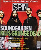 Spin Vol. 10 No. 1 Magazine