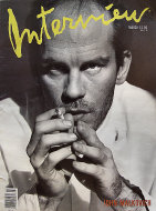 Andy Warhol's Interview Vol. IX No. 3 Magazine