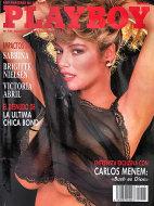 Playboy Spain No. 128 Magazine