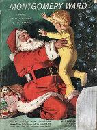 Montgomery Ward Christmas Catalog Magazine