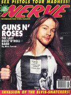 Nerve Issue 3 Magazine