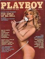 Playboy Vol. 29 No. 7 Magazine