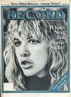 Record Vol. 1 No. 4 Magazine