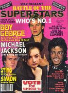 Star Pageant: Battle of the Superstars Magazine