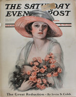 The Saturday Evening Post Vol. 194 No. 3 Magazine