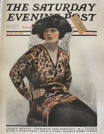 The Saturday Evening Post Vol. 193 No. 28 Magazine