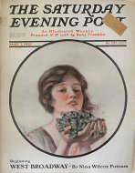 The Saturday Evening Post Vol. 193 No. 45 Magazine