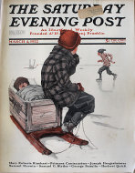 The Saturday Evening Post Vol. 194 No. 36 Magazine