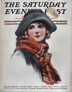 The Saturday Evening Post Vol. 195 No. 20 Magazine