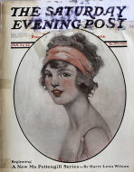 The Saturday Evening Post Vol. 194 No. 30 Magazine