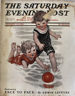 The Saturday Evening Post Vol. 194 No. 9 Magazine