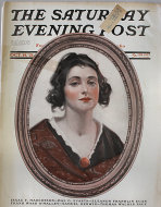 The Saturday Evening Post Vol. 194 No. 16 Magazine