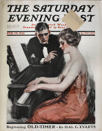 The Saturday Evening Post Vol. 193 No. 34 Magazine