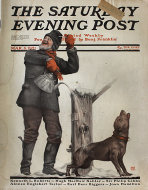 The Saturday Evening Post Vol. 193 No. 36 Magazine