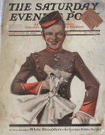 The Saturday Evening Post Vol. 193 No. 29 Magazine