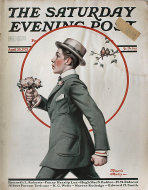 The Saturday Evening Post Vol. 193 No. 44 Magazine
