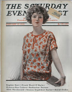 The Saturday Evening Post Vol. 195 No. 31 Magazine